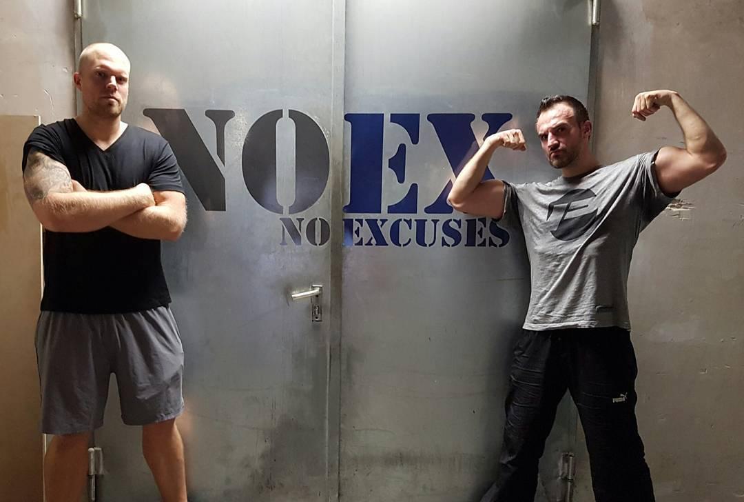 Danke an Alan Kulnick für das krasse Bootcamptraining!!! Wer auf seinen Körper und seine Fitness angewiesen ist und an seine Grenzen gelangen will, sollte mal bei NOEX-Berlin vorbeischauen oder direkt Alan Kulnick liken!  #berlin #training #stayfit #fitness #body #bodybuilding #bootcamp #crossfit #mcfit #superfit #mcfitberlin #muskeln #lifestyle #noex #nopainnogain #bizeps #fitnessfirst #pusher