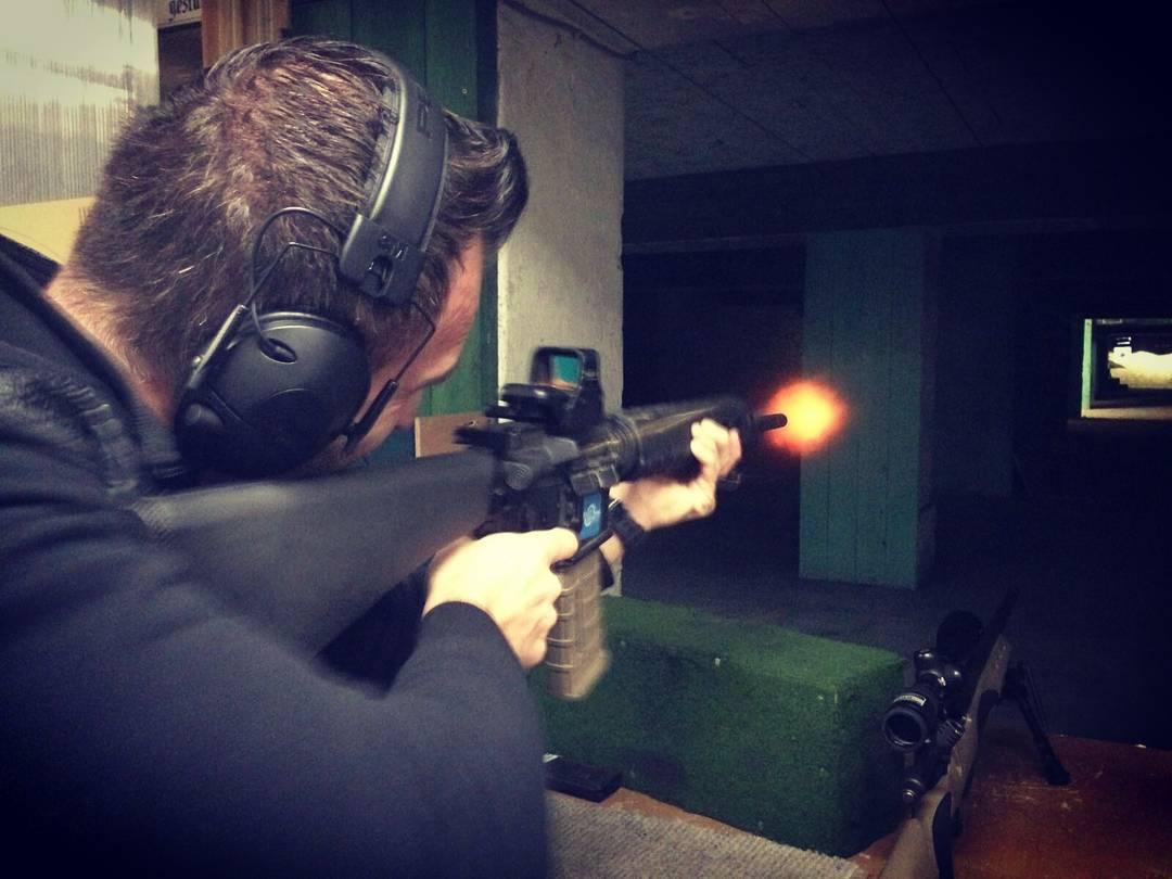 Love this Photo! #shooting #ar15 #shootingrange #sharpshooter #1shot #gun #weapons #berlin #germany #shotevent #fire #muzzleflash #muzzlefire #cod # schützenverein #schießen #waffen #schießsport