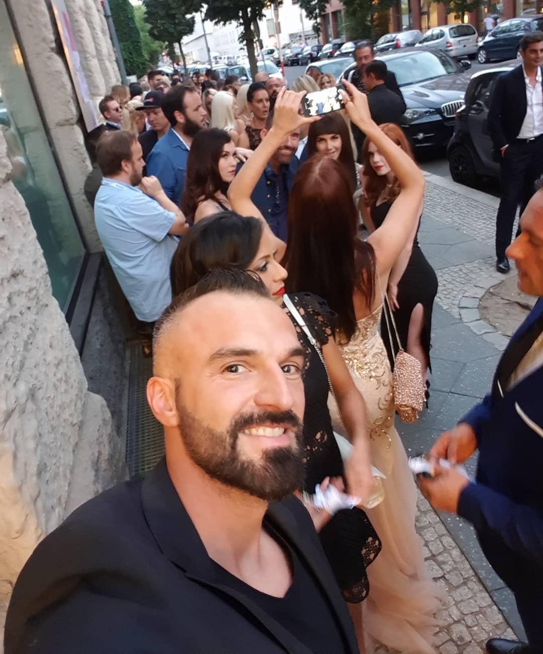 Xbiz Porn Awards last evening in Berlin✌🏻🥂 @xbizofficial . #xbizawards #xbiz #xbizberlin #adult #awards #pornawards #porngirls #pornlife #instapornstars #pornactress #berlin #potsdamerplatz #roccosiffredi #bangboss